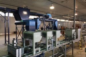 Mixing Line ML15T - Belts with seeder 2